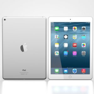 iPad Air White 64gb