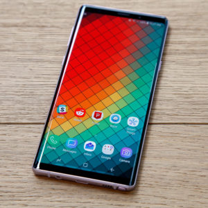 New Samsung Note 9 Grey 128gb
